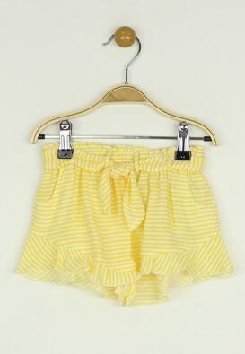 Pantaloni scurti ZARA Keira Yellow
