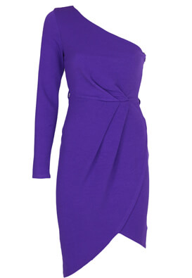 Rochie New Look Sally Dark Purple