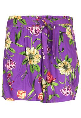 Pantaloni scurti Stradivarius Hanna Purple