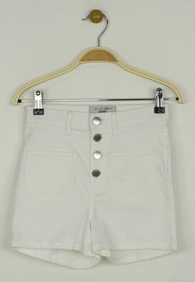 Pantaloni scurti New Look Nicole White
