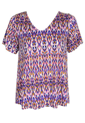 Tricou Promod Olivia Colors