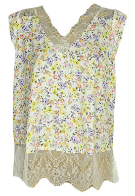 Tricou Promod Vera Colors