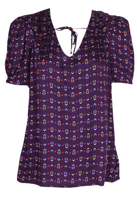 Tricou Promod Olivia Dark Purple
