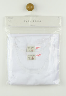 Set maieu ZARA Eva White
