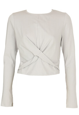 Bluza New Look Keira Light Grey