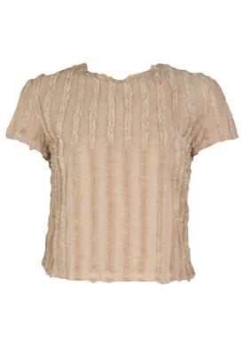 Tricou Bershka Abbie Pink