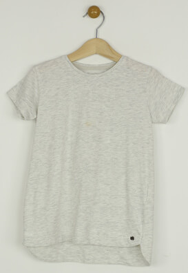 Tricou ZARA Taya Light Grey