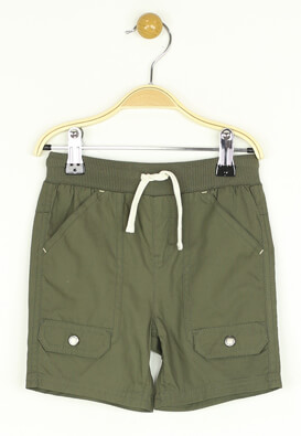 Pantaloni scurti Kiabi Matt Dark Green