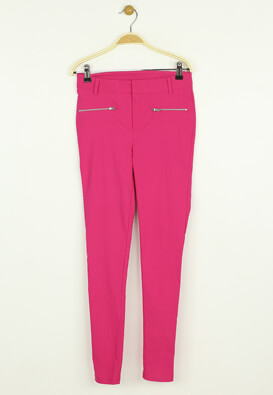 Pantaloni New Look Lydia Dark Pink