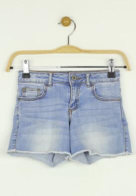 Pantaloni scurti ZARA Hailey Light Blue