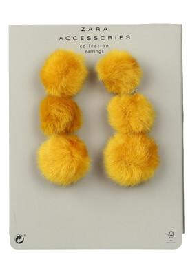 Cercei ZARA Kylie Yellow