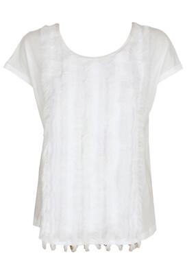 Tricou ZARA Ofelia White