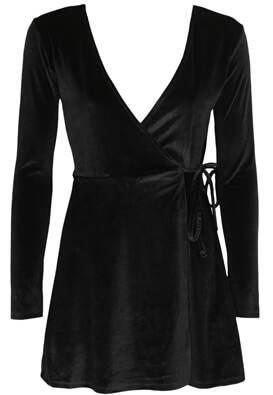 Rochie Pull and Bear Julia Black