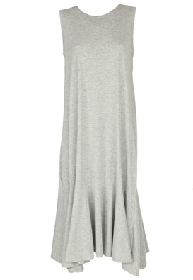 Rochie Pull and Bear Lara Light Grey