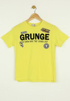 Tricou ZARA Regan Yellow