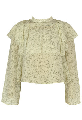 Bluza Pull and Bear Fiona Light Beige