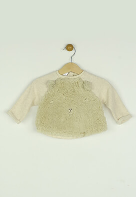Bluza ZARA Elle Light Beige
