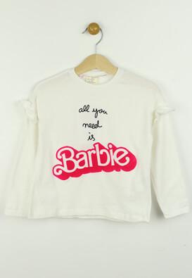 Bluza ZARA Barbie White