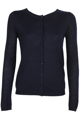 Jerseu ZARA Basic Dark Blue