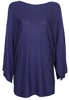 Bluza Reserved Basic Dark Blue