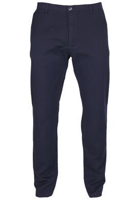 Pantaloni de stofa Reserved Glenn Dark Blue