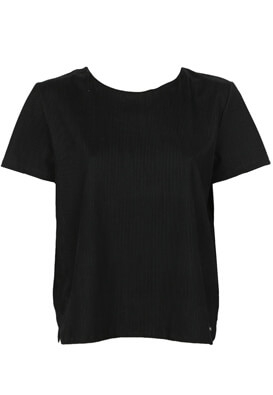 Tricou MOHITO Basic Black