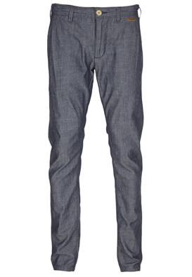 Pantaloni Reserved Petros Blue
