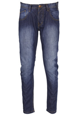 Blugi Cropp David Dark Blue