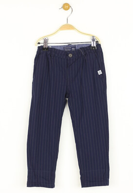 Pantaloni de stofa Reserved Eric Dark Blue