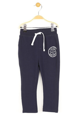 Pantaloni sport Reserved Kitty Dark Blue