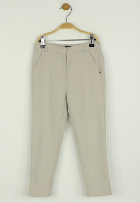 Pantaloni Reserved Carrie Light Grey