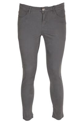 Pantaloni Cropp Olivia Dark Grey
