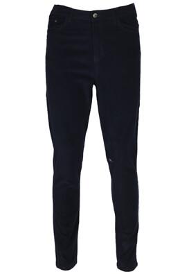 Pantaloni Cropp Olivia Dark Blue