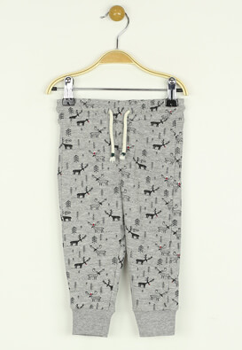 Pantaloni sport Reserved Will Grey