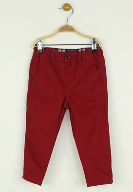 Pantaloni Reserved Oscar Red