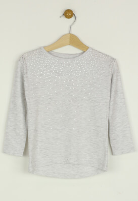 Bluza Reserved Ramona Light Grey
