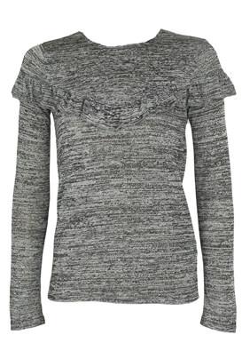 Bluza Cropp Berta Dark Grey