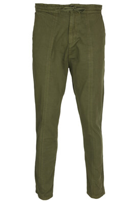 Pantaloni Reserved David Dark Green