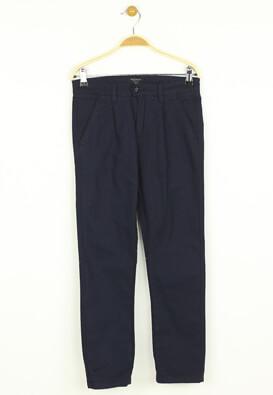Pantaloni de stofa Reserved Axel Dark Blue