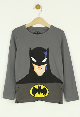 Pijama Reserved Batman Dark Grey
