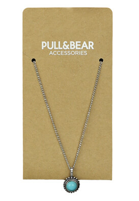 Colier Pull and Bear Shannon Silver