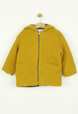 Jacheta ZARA Carrie Dark Yellow