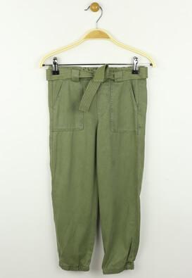 Pantaloni ZARA Geri Green