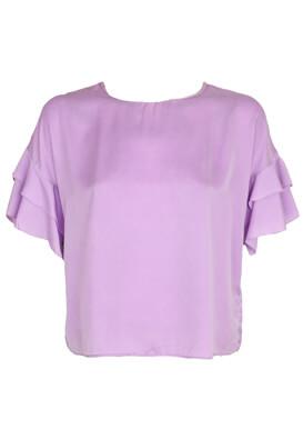 Tricou ZARA Camilla Light Purple