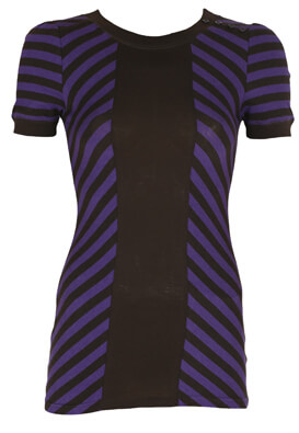 Tricou Made For Loving Farah Purple