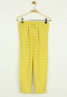 Pantaloni Kiabi Lilly Yellow