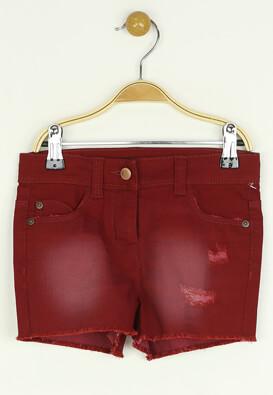 Pantaloni scurti Kiabi Keira Dark Red