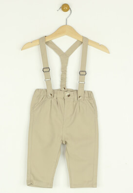 Pantaloni Kiabi Simon Light Beige
