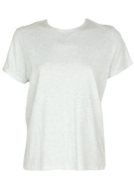 Tricou B and C Colette Light Grey