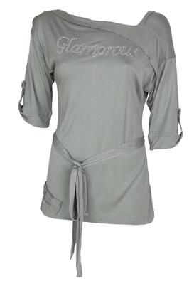 Bluza Made For Loving Fiona Grey
